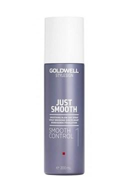 GOLDWELL StyleSign Just Smooth Control 200ml - uhlazující sprej na fénování