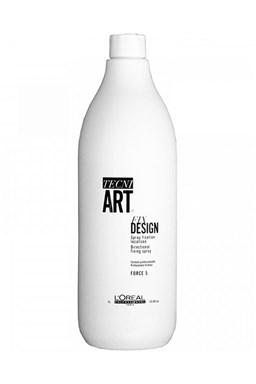 LOREAL Professionnel Tecni.Art Fix Design 1000ml - extra silně tužící lak, náhradní náplň