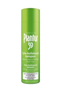 PLANTUR 39 Fyto-kofeinový šampon proti padání na jemné lámavé vlasy 250ml