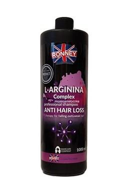 RONNEY L-Arginina Complex Shampoo 1000ml - šampon proti padání vlasů