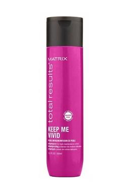 MATRIX Total Results Keep Me Vivid Shampoo 300ml - šampon pro barvené vlasy