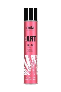 MILA Hair Cosmetics Dry Fix Hair Spray Extra Strong 500ml - silně tužící lak na vlasy