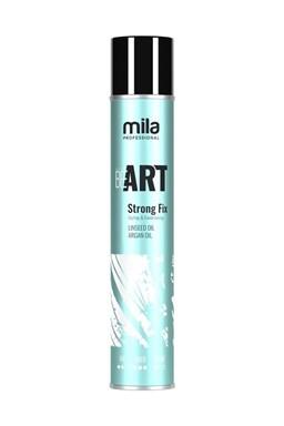 MILA Hair Cosmetics Strong Fix Hair Spray Extra Strong 500ml - extra silně tužící lak