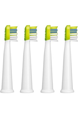 SENCOR SOX 014GR Náhradní hlavice pro dětský elektrický zubní kartáček SOC - zelené 2ks