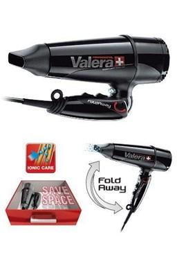 VALERA SL5400T BLACK Swiss Light FoldAway Ionic - profesionální fén se skládací rukojetí 2000W