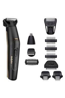 BABYLISS Men MT860E Multi 11v1 - multifunkční zastřihovač vlasů, vousů a chloupků