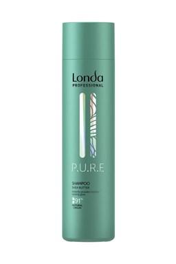 LONDA Professional P.U.R.E Shampoo 250ml - šampon bez silikonů na suché vlasy