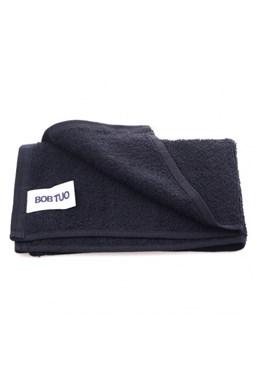 SIBEL Bob Too Mini Towels Black - malý froté ručník 45x28cm, 100% bavlna - černý