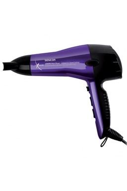 SENCOR SHD 6600V Fén na vlasy 2000W - ultra lehký vysoušeč vlasů - fialový