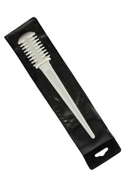 DUKO Břitvy 6017-3 - Seřezávač vlasů na celou klasickou žiletku - bílý