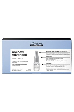 LOREAL Professionnel Serie Expert AMINEXIL 10x6ml - intenzivní kúra proti padání vlasů