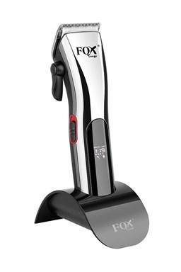 FOX Tango Profesionální střihací aku strojek na vlasy a vousy s LCD displejem