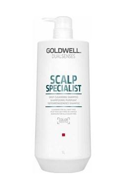 GOLDWELL Dualsenses Deep Cleasing Shampoo 1000ml - šampon na mastné vlasy
