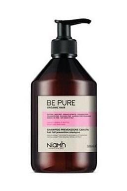 NIAMH Be Pure Hair Fall Prevention Shampoo 500ml - šampon proti padání vlasů
