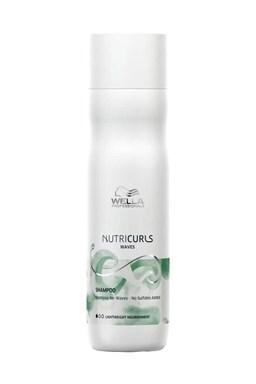 WELLA Nutricurls Waves Shampoo Lightweigh 250ml - šampon pro vlnité vlasy bez sulfátů