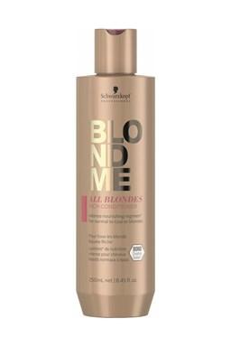 SCHWARZKOPF Blondme All Blondes Rich Conditioner 250ml - intenzivně vyživuje a hydratuje blond vlasy