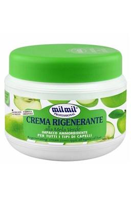 MIL MIL Green Apple Regenerační krém zelené jablko pro všechny typy vlasů 500ml