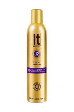 IT HAIRCARE Clear Dry Shampoo 184g - suchý šampon