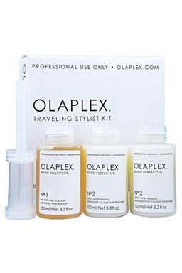 OLAPLEX Stylist Kit Travel 3x100ml - Systém pro dokonalé barvení určený pro salonní ošetření