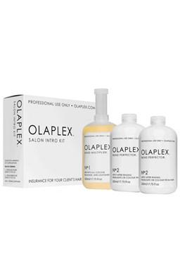 OLAPLEX Salon Kit Intro 3x525ml - Systém pro dokonalé barvení určený pro salonní ošetření
