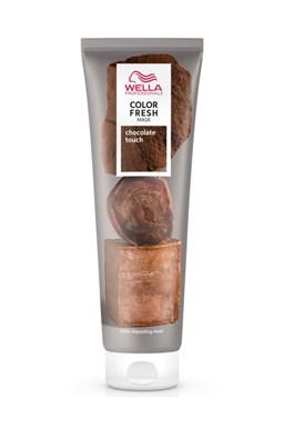 WELLA Professional CHOCOLATE TOUCH Color Fresh Mask 150ml - barvící a pečující maska na vlasy