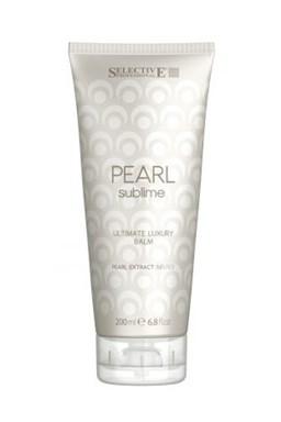 SELECTIVE Pearl Ultimate Luxury Balm 200ml - péče pro světlé vlasy