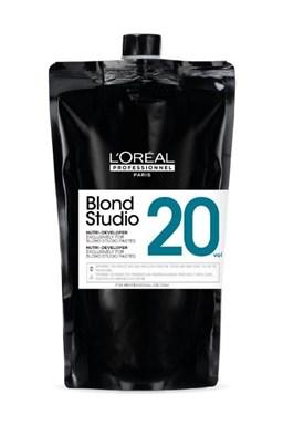 LOREAL Professionnel Blond Studio Nutri-Developer 6% 20vol - Oxidační krém 1000ml