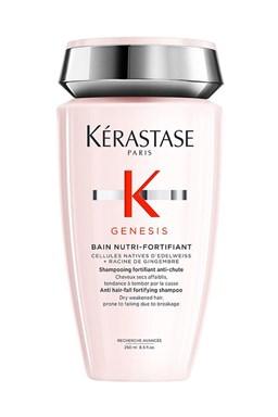 KÉRASTASE Genesis Bain Nutri-Fortifiant Shampoo 250ml - šampon proti padání pro suché vlasy