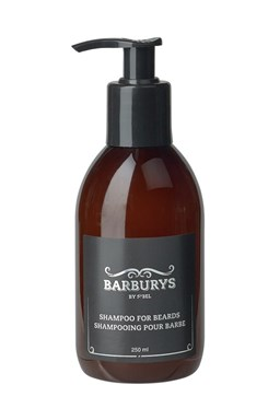 BARBURYS Shampoo For Beards 250ml - šampon na vousy