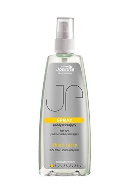 JOANNA Professional Shine Spray 150ml -  lesk na vlasy ve spreji s UV filtry