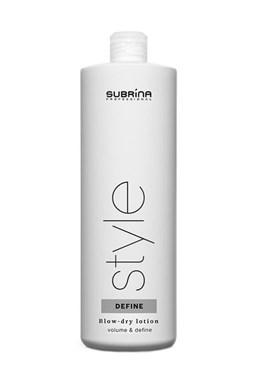 SUBRÍNA Style Define Blow-dry 1000ml - lotion pro objem a fixaci účesu