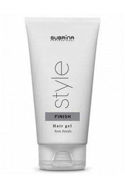 SUBRÍNA Style Finish Hair Gel Firm 150ml - ultra silný gel na vlasy
