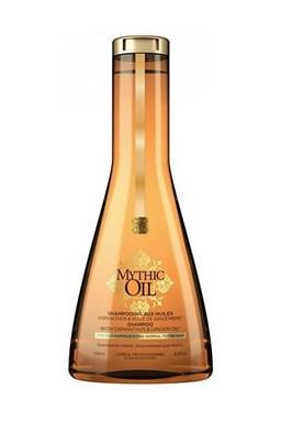 LOREAL Mythic Oil Shampoo Fine Hair 250ml - olejový šampon pro jemné a normální vlasy