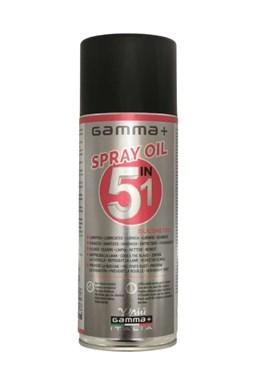 GAMMA PIÚ Gamma+ Spray Oil 5in1 - čisticí a mazací olej na strojky 5v1