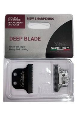 GAMMA PIÚ Deep Blade - náhradní střihací hlavice pro Gamma+ Hitter Trimmer - standard