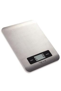 SIBEL Steel Style II Víceúčelová nerezová váha - max. 2000g