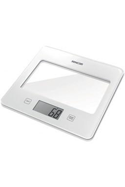 SENCOR SKS 5020WH Víceúčelová malá váha do 5000g, přesnost 1g - bílá