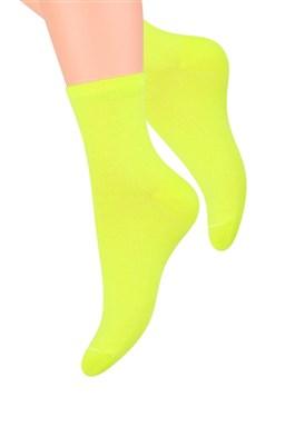 Ponožky Steven 037 Fluo