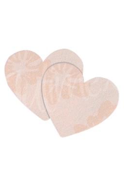 Lepítka na bradavky Julimex PS-04 (srdce)