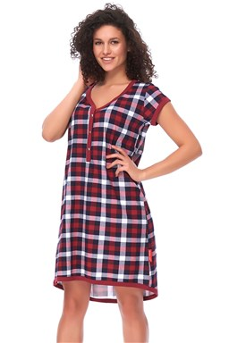 Noční košile Dn-nightwear TM.9620