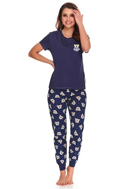 Dámské pyžamo Dn-nightwear PM.9910 - Výprodej