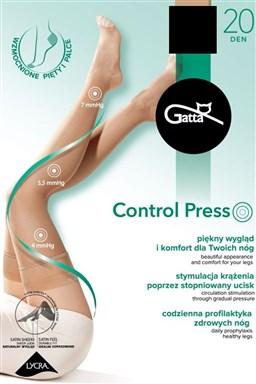 Punčochy Gatta Control Press