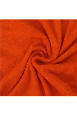 Kvalitex froté prostěradlo oranžové