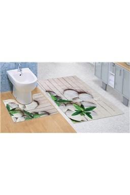 Kvalitex Koupelnová a WC předložka Jadran 3D