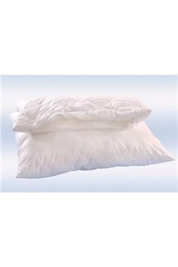 Kvalitex Polštář kuličkový Alaska zip 70x90cm 900g bílý