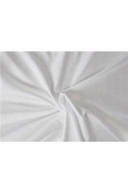 Kvalitex Prostěradlo jednolůžkové plachta Atlas hladký 140x240cm bílé
