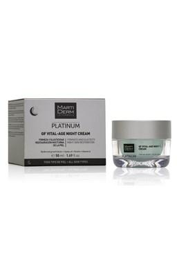 Martiderm Platinum GF Vital Age Noční krém 50 ml