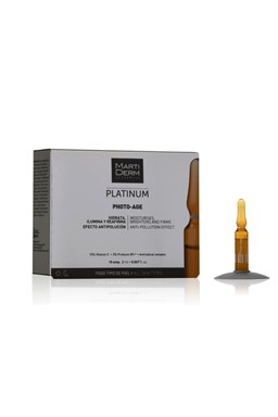 Martiderm Platinum Photo-Age ampule s 15% vitaminem C 10 x 2 ml