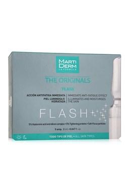 Martiderm Flash ampule pro bleskové oživení pleti 5 x 2 ml