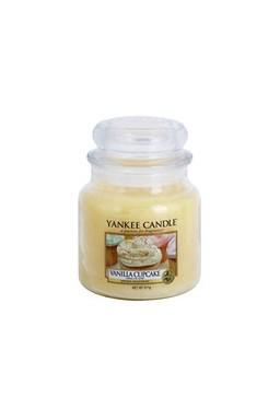 Yankee Candle Vanilla Cupcake Candle ( vanilkový košíček ) - Vonná svíčka